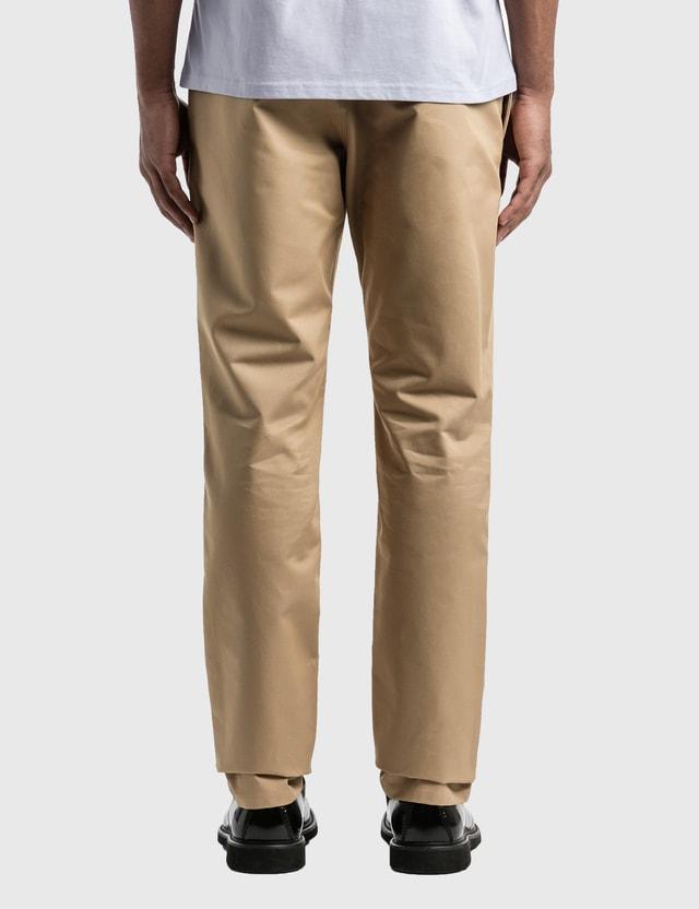A.P.C. Classic Chino Pants Baa Beige Men