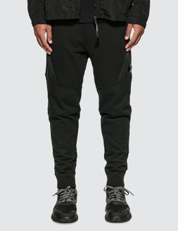 CP Company Lens Zip Pocket Sweatpants