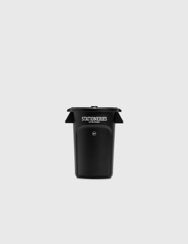 Stationeries by Hypebeast x Fragment THOR Mini Round Container Black Unisex