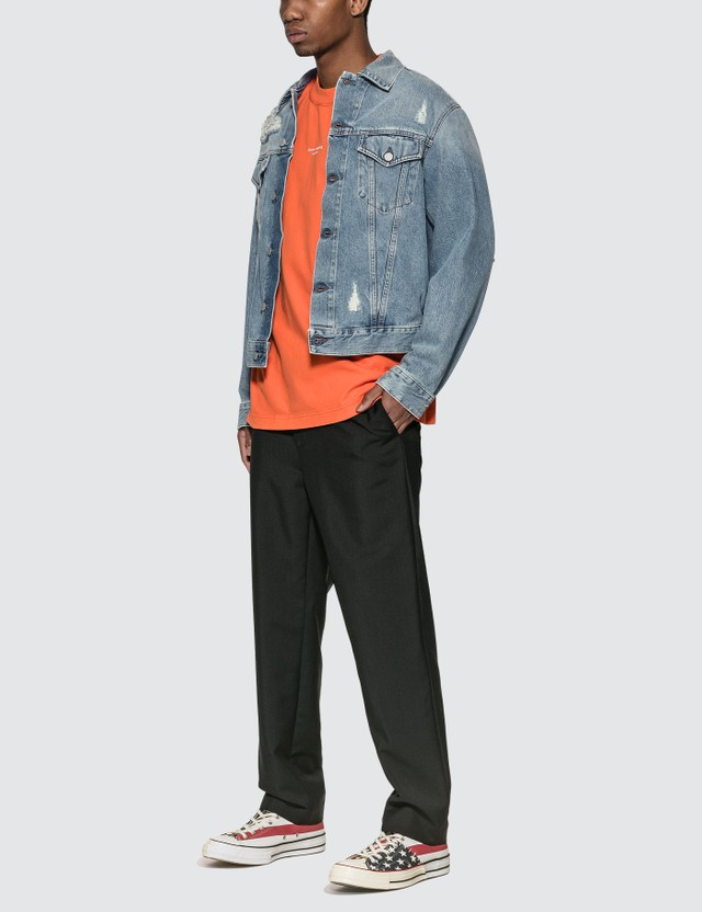 Acne Studios Trash 1998 Denim Jacket