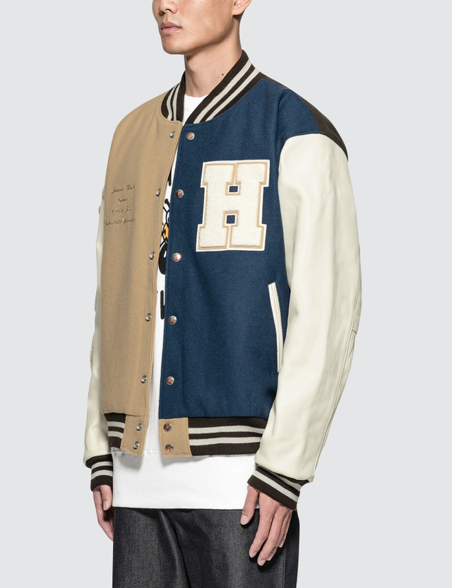 Human Made HM7 Crazy Varsity Jacket