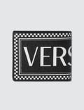Versace Logo Billfold Wallet