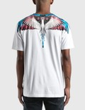 Marcelo Burlon Wings Basic T-Shirt White Men