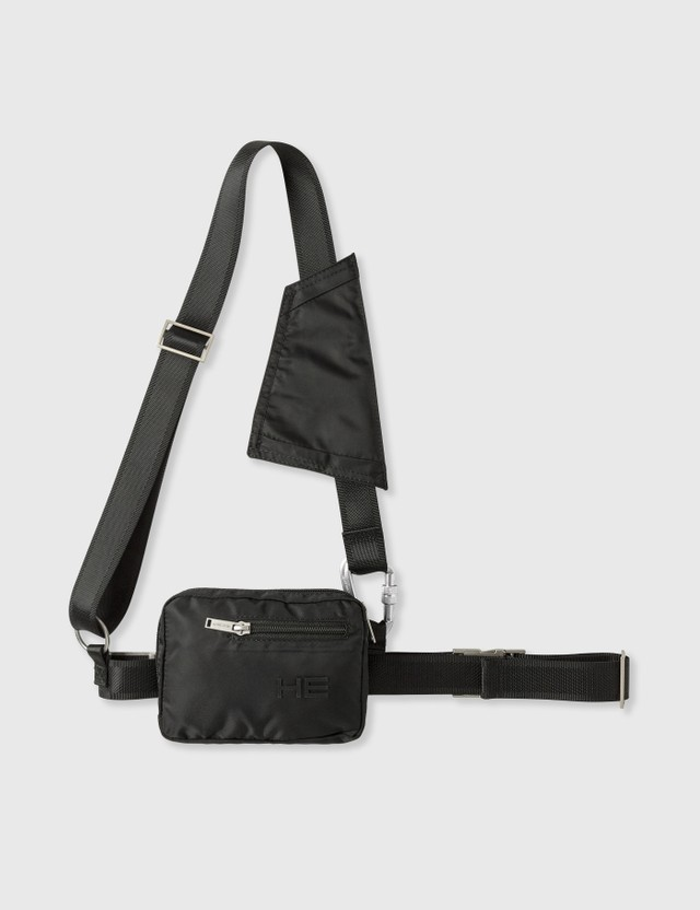 Heliot Emil Pocket With Crossbody Belt =e33 Men
