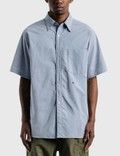 Nanamica Button Down Wind Shirt Picture
