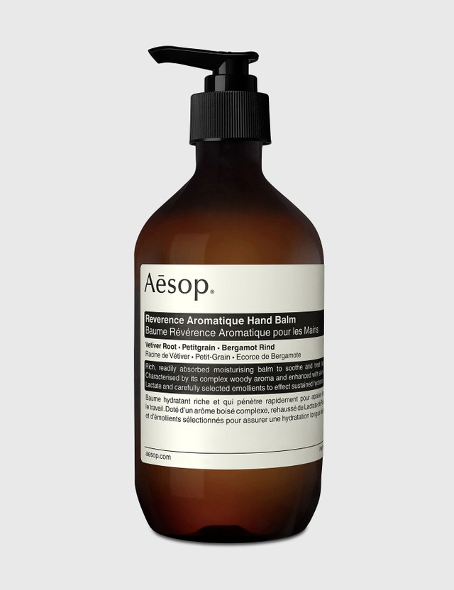 Aesop Reverence Aromatique Hand Balm N/a Unisex