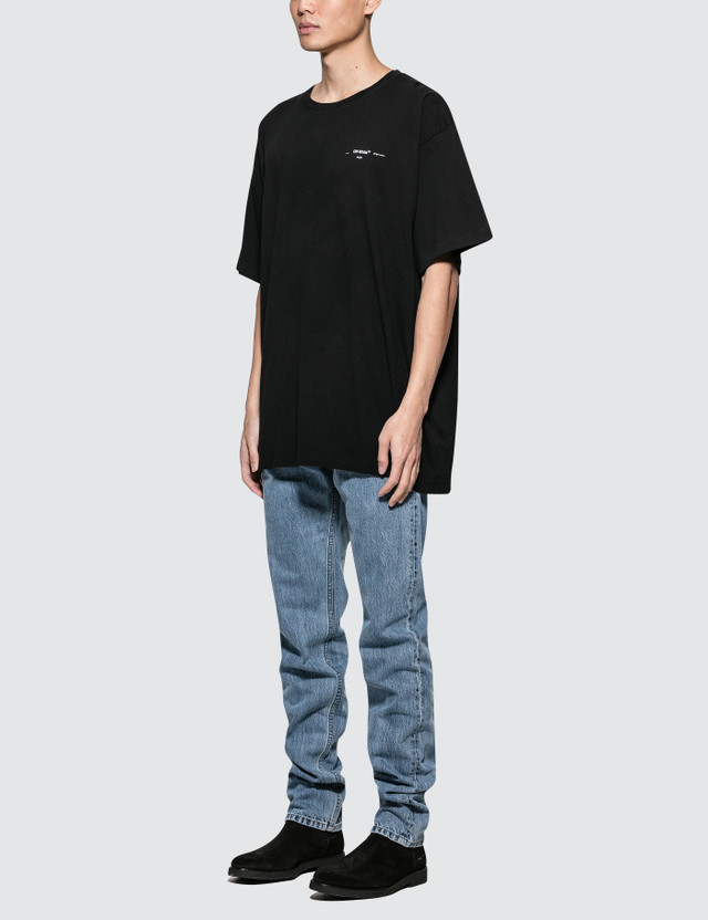 Off-White Colored Arrows S/S Over T-Shirt