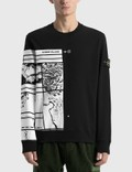 Stone Island Mural Graphic Sweatshirt Picture