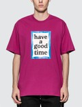 Have A Good Time Blue Frame T-shirt Picutre