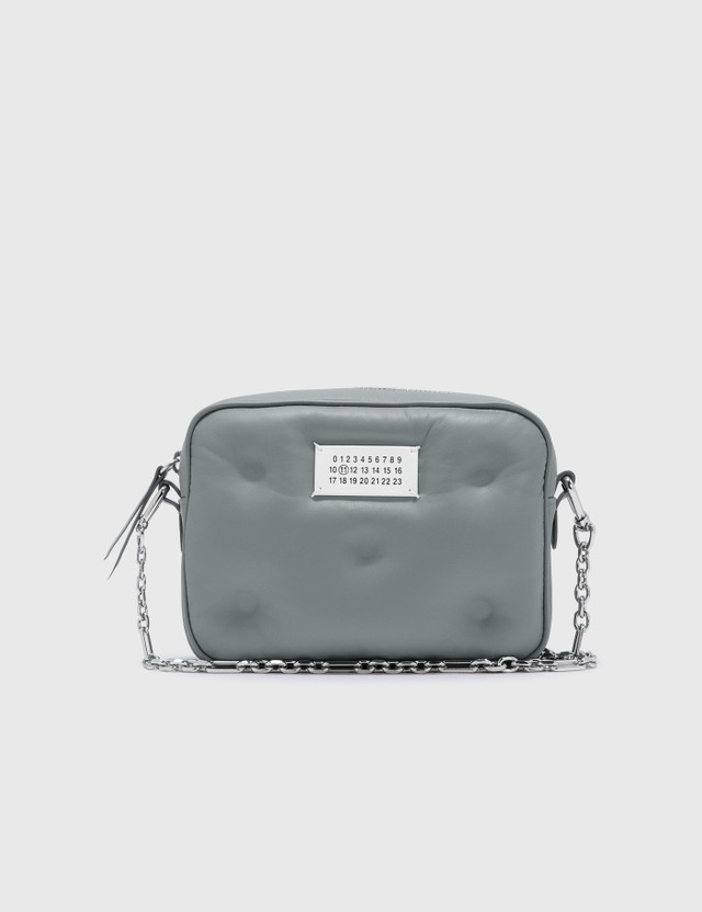 Maison Margiela Glam Slam Small Box Bag Dust Women