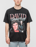 Homage Tees David Hasselhoff T-Shirt Picture