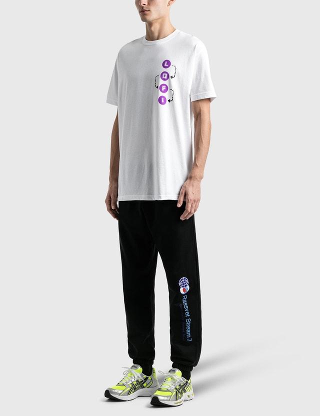 Lo-Fi Experiment T-Shirt White Men
