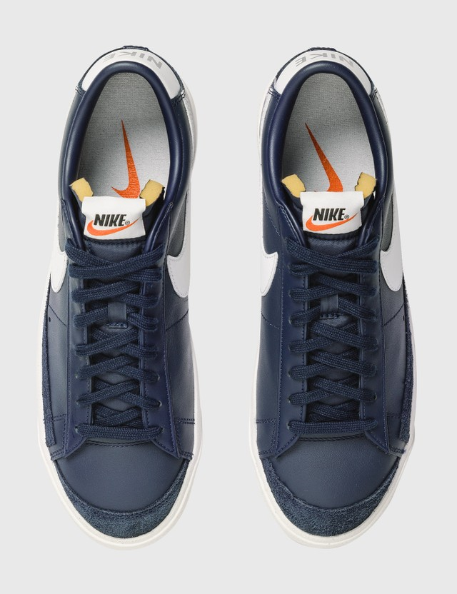 Nike Blazer Low 77 Midnight Navy/white-sail Men