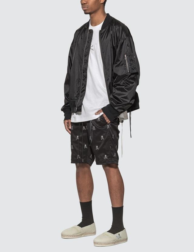 Mastermind World Crystal Skull MA-1 Jacket