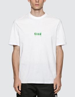 MSGM Micro Spray Logo T-Shirt