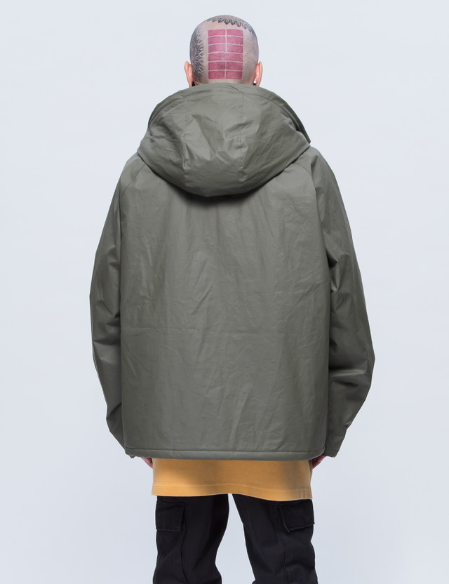 YEEZY Season 3 Waxed Cotton Anorak