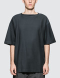 Lemaire Boat Neck S/S T-Shirt Picture