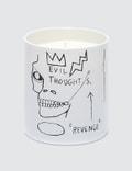 """Ligne Blanche Jean-Michel Basquiat """"Revenge"""" Perfumed Candle Picture"""