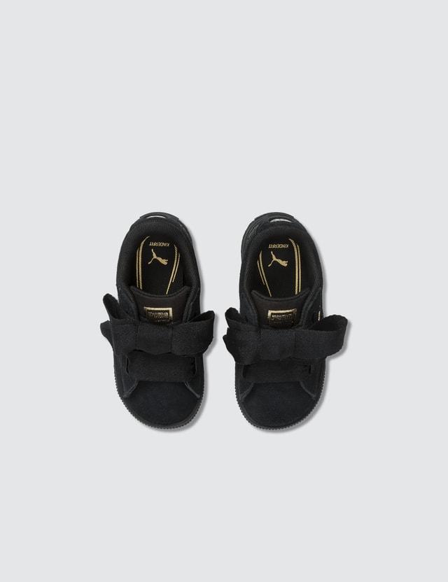 Puma Suede Heart Sneaker INF Black Girls