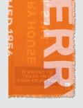 Burberry Text Gauze Scarf