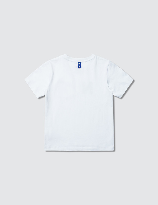 Madness Kids Pocket T-Shirt White Kids