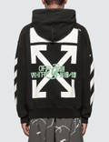 Off-White Diagonals Waterfall Hoodie Picture