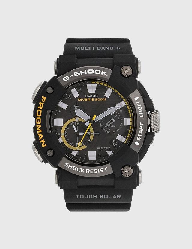 G-Shock Master Of G Frogman GWF-A1000-1ADR Black Men