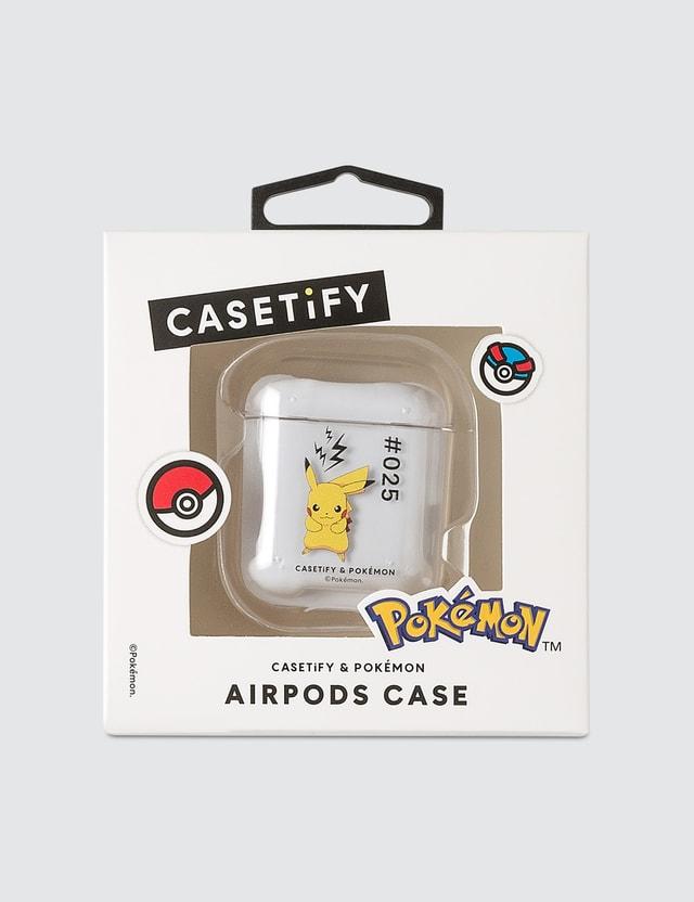 Casetify Airpods Case - Pikachu # 025