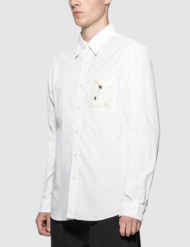 SOPHNET. Pocket Code B.D Shirt