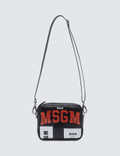 MSGM Mix Logo Cross Body Bag Picture