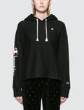 Champion Reverse Weave Small Logo Hoodie Picture