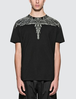 Marcelo Burlon Neon Wings S/S T-Shirt