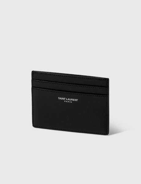 생 로랑 Saint Laurent Smooth Leather Card Holder
