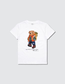 Polo Ralph Lauren Polo Bear Cotton Kids T-shirt