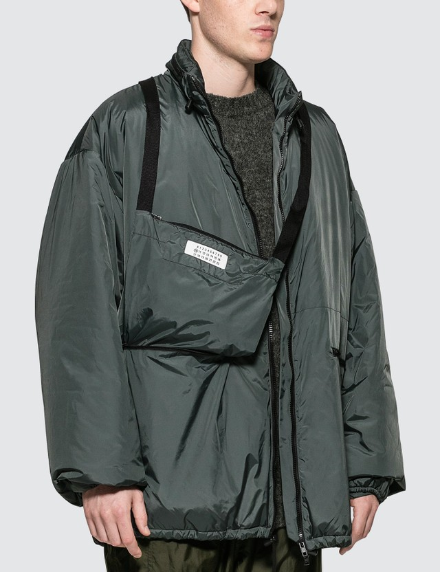 Maison Margiela Oversized Hooded Jacket