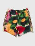Brain Dead Floral Watercolor Beach Shorts Picture