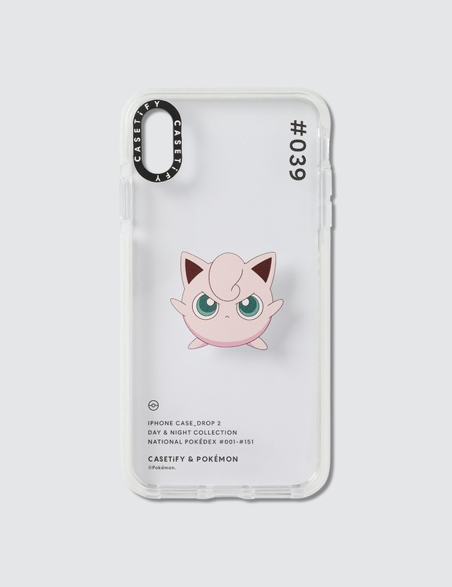 Casetify Jigglypuff 039 Pokédex Day Iphone XS Max Case