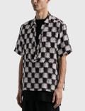 """Sasquatchfabrix. """"Doman"""" Skipper H/S Shirt Black Men"""
