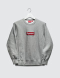 Supreme Box Logo Crewneck 사진