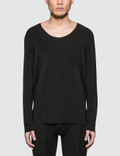 Calvin Klein Underwear Luxe Warmwear L/S Under T-Shirt Picture