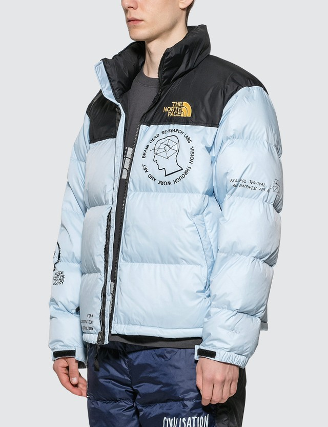Brain Dead Brain Dead x The North Face Retro Nuptse Jacket