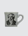 "Medicom Toy Dinner Mug ""Beethoven"" Picture"