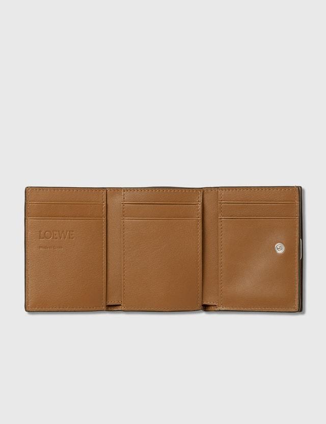Loewe Anagram Trifold 6 CC Wallet