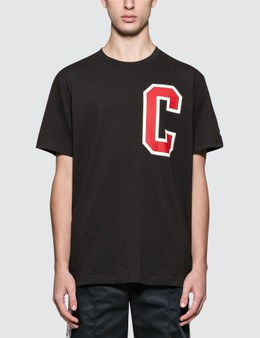 Champion Reverse Weave Varsity S/S T-Shirt