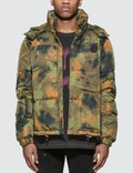 Off-White Paintbrush Puffer Jacket Picutre