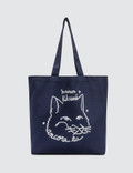 Maison Kitsune Ancora Tu Tote Bag Picture