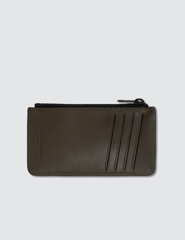 Maison Margiela Zip Wallet