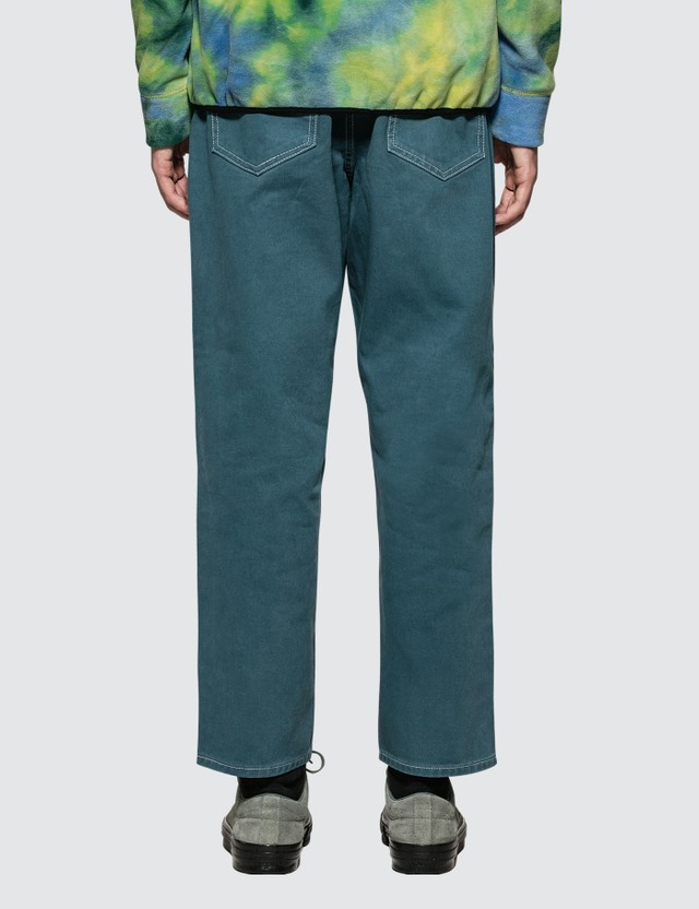 Stussy Overdyed Big Ol' Jeans