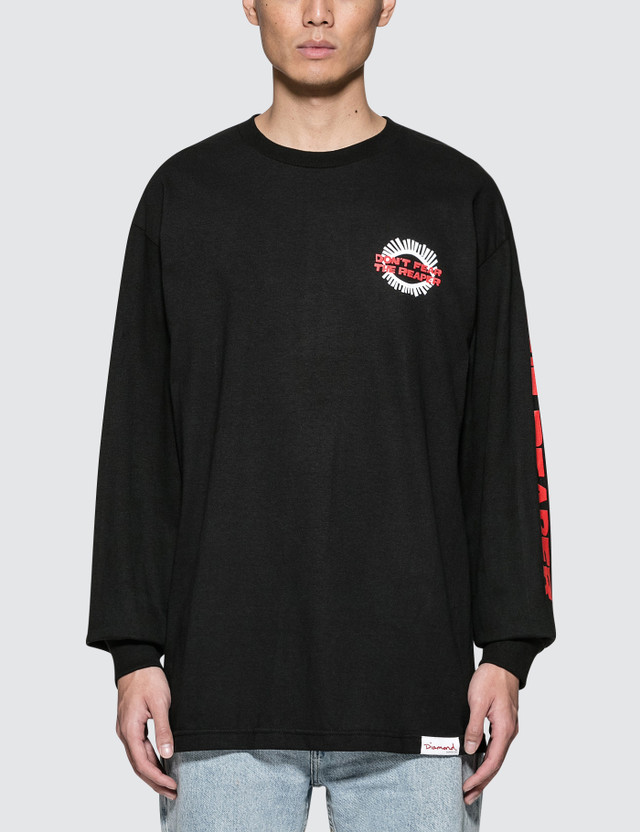 Diamond Supply Co. Reaper L/S T-Shirt