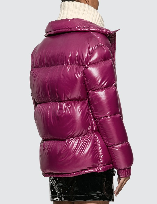 Moncler Removable Hooded Down Jacket